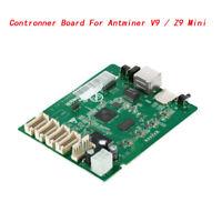 Antminer V9 Z9 Z9mini will support S9k S9se Z11 miner controller 5 pieces