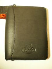 Mack Truck Vintage Bulldog Leather Zippered Organizer Day Planner New w/Tags