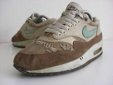 2004 Nike Air Max 1 87 OG Hemp Crepe Vintage 308867-231 US 8 EU 41 ultra rare