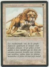 ►Magic-Style◄ MTG - Savannah Lions / Lions des savanes - French FBB Good (inked)