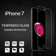 Screen Protector For Apple iPhone 7 - Tempered Glass 100%