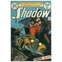 Shadow (1973 series) #4 in Very Fine minus condition. DC comics [*b2]