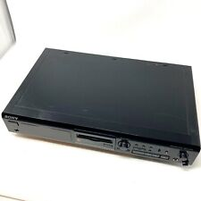 Sony Minidisc Deck Mds-Je510 Player Recorder Needs Repair For Parts