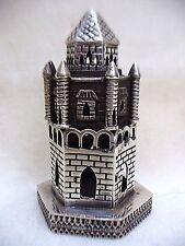 Spice Box Sterling Silver Havdala Spice Box Gothic Castle Shape Handmade