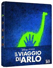 IL VIAGGIO DI ARLO - DISENY PIXAR (BLU-RAY 3D STEELBOOK) ITALIANO, NUOVO