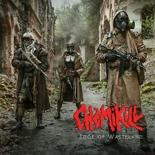 CHEMIKILL - Edge of Wasteland (NEW*US POWER/SPEED METAL PRIVATE*HEAVY ARTILLERY)
