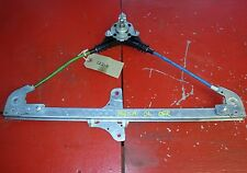 2006 VAUXHALL AGILA driver side rear manual window regulator