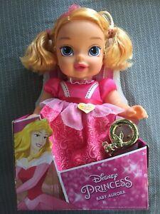 "Jakks Disney Princess Baby Aurora 11"" Doll - New"