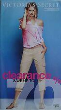 April Clearance Sale 2013 VICTORIA'S SECRET Catalog