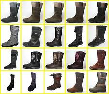Richter Medium Schuhe für Mädchen mit Reißverschluss