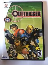 Outtrigger - Sega Dreamcast - Replacement Case - No Game