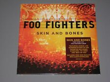 FOO FIGHTERS  Skin and Bones (Live) 2LP New Sealed Vinyl 2 LP