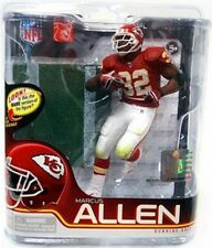 Marcus Allen Kansas City Chiefs McFarlane NFL Legends action figure NIP KC NIB