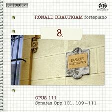 Ronald Brautigam, Lu - Complete Works for Solo Piano 8 [New SACD]