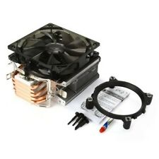 PcCooler X5 PWM Ultra-Silent LED Heatpipe CPU Cooler for 775 115x 1366 2011 AM4
