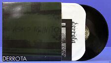 Derrota - Asko Infinito LP - new copy - Hardcore Punk