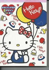 Sanrio Hello Kitty Notepad Extra Thick Balloons