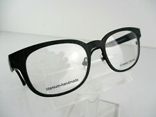 a6eb582c834 Prodesign 4385 c.6121 (Bluish Black Medium Matt) 51X19 140mm TITANIUM  Eyeglass