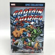 Captain America Epic Collection V9 Dawn's Early Light New Marvel Comics TPB