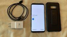 Samsung Galaxy S8 Plus G955U 32 GB AT&T  Black Android