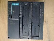 CPU312 + SM321 + SM322