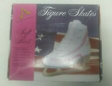 American Athletic Shoe Girl's Soft Boot Ice Skates