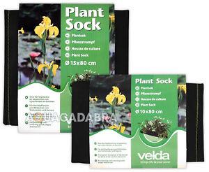 Velda Plant Socks Planter Basket Pond Edges/Curves Water Aquatic Soil Fish Koi