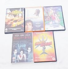 5xDvd Willy Wonka Fast & Furious Eternal Sunshine Snakes On A Plane Reality Bite