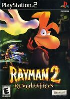 Rayman 2: Revolution - Playstation 2 Game