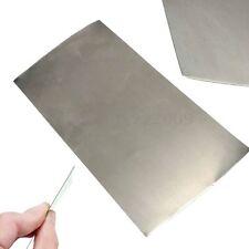 99.96% High Purity Nickel Ni Plate Foil Metal Sheet 0.3mm x 100mm x 200mm