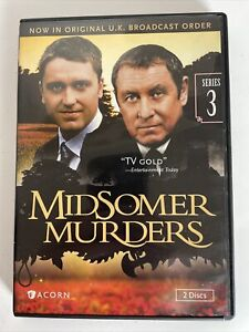Midsomer Murders, Series 3 [Used Very Good DVD] Subtitled