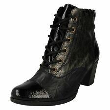 Rieker Y8938-00 Ladies Ankle Boot
