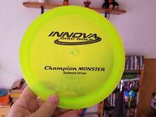 Oop Pfn New Innova Monster Pearly Champion 175g Pfn Rare #1
