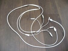 GENUINE Apple Component AV Cable (MZ917ZM/A) for TV Out / Projector - ipad, ipod