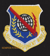 39th BOMBARDMENT WING HAT PATCH BOMB SAC 2ND US AIR FORCE AFB PIN UP GIFT B-52