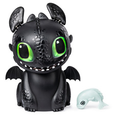 DreamWorks Dragons Hatching Interactive Baby Dragon - Toothless