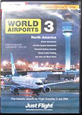 World Airports 3 North America For Microsoft Flight Sim X/2004 FSX