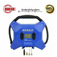 Kobalt 24 Volt cordless high pressure inflator Air Inflator Tool Only