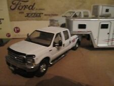 Ford Super Duty F-250 Pick-Up W/ Horse Trailer 1/34 First Gear good display