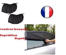 Pare Soleil Auto Chaussette rideaux Voiture Protection Anti UV Vitre Enfant Bébé