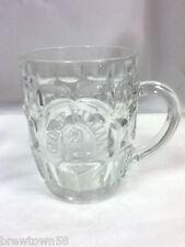 George Killians lager beer glass bar glasses 1 mug Red import pub drink FA9