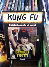 BAMBOLE E BOTTE - KUNG FU - ED.FABBRI - FILM DVD -