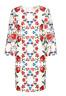 Burberry London Carrie Lace Floral Shift Royal Ascot Dress UK 6 MRRP £3,000.00