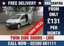 Volkswagen Caddy LWB Commercial Vans & Pickups