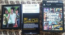 PS3 Spiel GRAND THEFT AUTO V 5 -SPECIAL EDITION- Actionspiel GTA USK18 DEUTSCH B