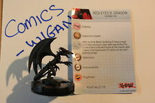 Heroclix YU-GI-OH Red Eyes B. Dragon # 004 Battaglia del millennio OP