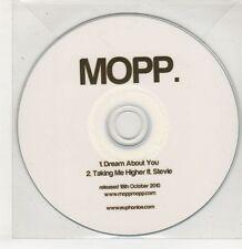(GU151) MOPP, Dream About You / Taking Me Higher - 2010 DJ CD