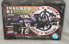 NASCAR MONOGRAM INSURED BY SMITH & WESSON 1996 MONTE CARLO #16 SEALED