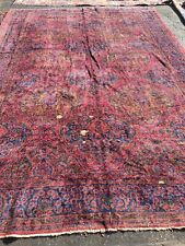 New listing 9x13 Antique Hand Knotted Oriental Rug