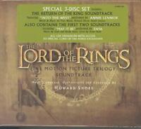 HOWARD SHORE (COMPOSER) - THE LORD OF THE RINGS: THE MOTION PICTURE TRILOGY [3-C